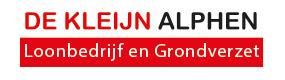 De Kleijn Alphen – Loonbedrijf & Grondverzet
